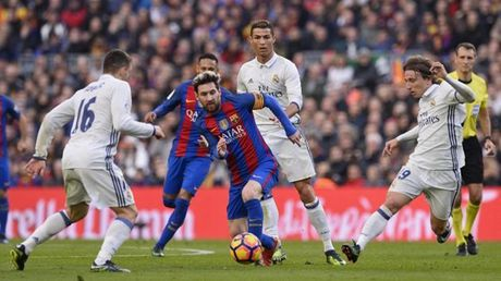 Real Madrid se dinh doat El Clasico tu trong tieu tiet - Anh 1