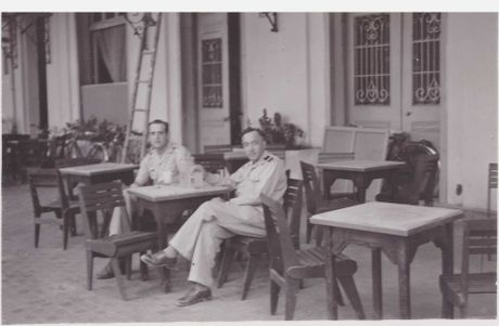 Loat anh it nguoi biet ve Ha Noi nam 1950 (2) - Anh 2