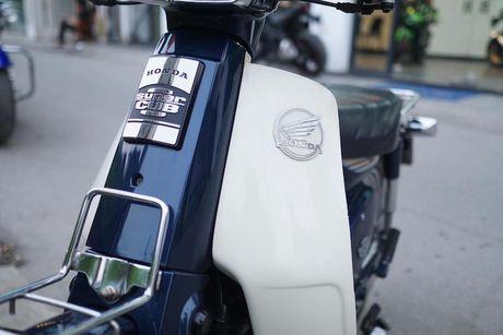 Honda Cub C70 'thet gia' gan 100 trieu tai Ha Noi - Anh 2