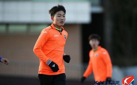 Tuong lai Xuan Truong van mit mung o K-League - Anh 1