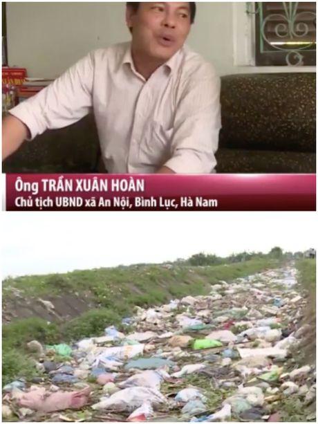 Xac lon chet ngap tran o Ha Nam: Song voi nguoi 'diec' kho lam! - Anh 2