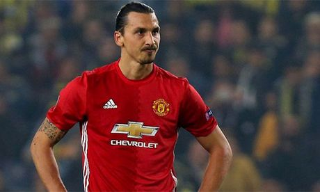 CLB My muon tra Ibrahimovic luong khung, cho Man Utd muon lai - Anh 1