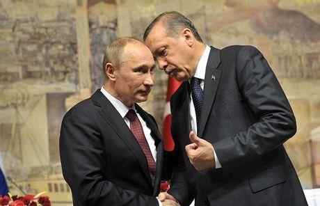 He lo chu de cuoc gap sap toi giua ong Putin va ong Erdogan - Anh 1