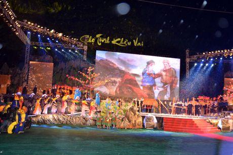 Khai mac cho tinh Khau Vai nam 2017 trong thoi tiet mua xoi xa - Anh 1