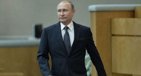 Xung quanh phat ngon ve nguoi ke nhiem ong Putin - Anh 1