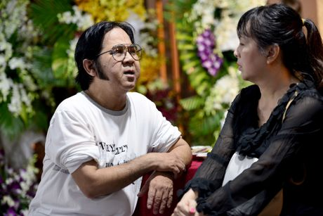 Nghe si Viet den vieng NSUT Thanh Sang - Anh 7