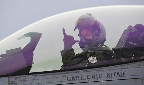 100 may bay My-Han tap tran trong luc cang thang voi Trieu Tien - Anh 3