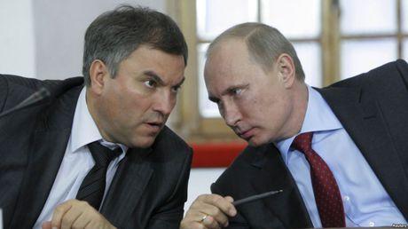 Buc thu tiet lo nguoi se ke nhiem Tong thong Nga Putin - Anh 1