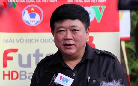 Ong Nguyen The Ky: 'Luc luong the thao VOV manh nhung can sap xep lai' - Anh 1