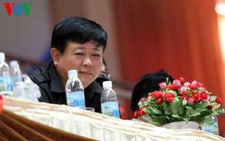 Ong Nguyen The Ky: 'Luc luong the thao VOV manh nhung can sap xep lai' - Anh 3