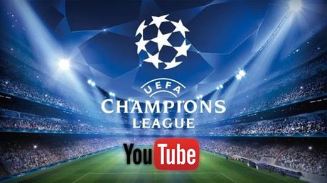 Xem chung ket Champions League va Europa League mien phi tren YouTube - Anh 1