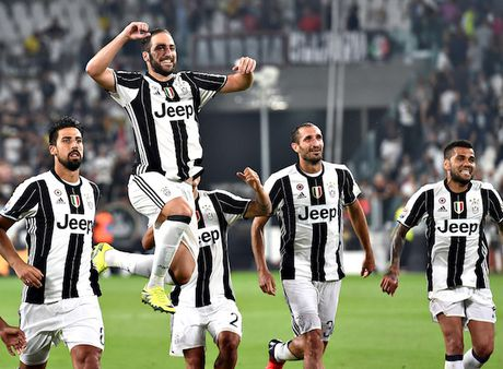 02h00 ngay 18/05, Juventus vs Lazio: Mong an 3 cua Lao ba - Anh 1