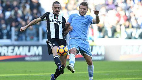 02h00 ngay 18/5, Juventus vs Lazio: Ac mong thanh Rome... tap 2? - Anh 1
