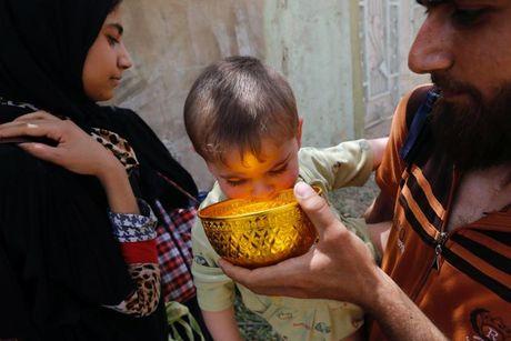 Chum anh giai phong Mosul: Phien quan IS 'ca nam tren thot' - Anh 12