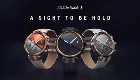 ASUS se tu bo mang smartwatch? - Anh 1