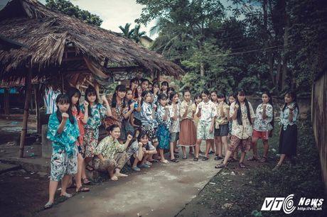 Anh ky yeu 'Ky uc mot thoi' cua hoc sinh dan toc Thanh Hoa - Anh 1
