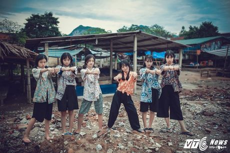Anh ky yeu 'Ky uc mot thoi' cua hoc sinh dan toc Thanh Hoa - Anh 8
