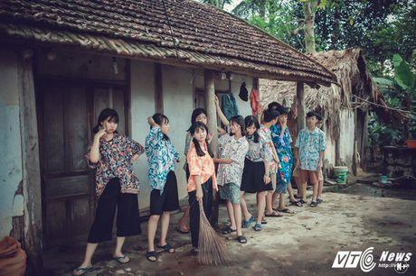 Anh ky yeu 'Ky uc mot thoi' cua hoc sinh dan toc Thanh Hoa - Anh 9