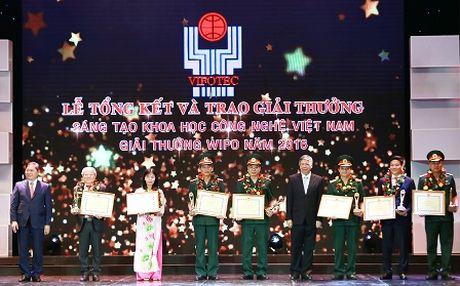 45 cong trinh xuat sac nhan giai thuong Sang tao Khoa hoc Cong nghe Viet Nam nam 2016 - Anh 1