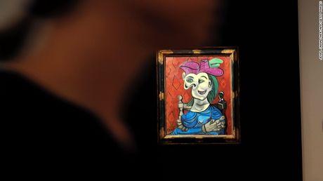Buc tranh Picasso bi Duc quoc xa danh cap ban voi gia 45 trieu USD - Anh 1