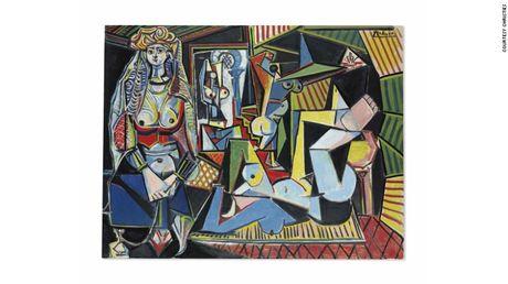 Buc tranh Picasso bi Duc quoc xa danh cap ban voi gia 45 trieu USD - Anh 2