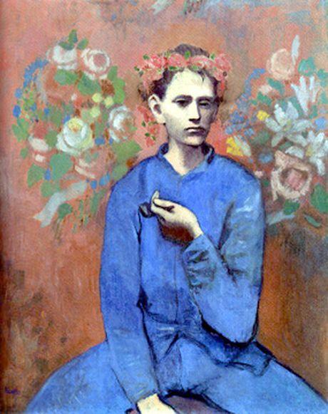 Buc tranh Picasso bi Duc quoc xa danh cap ban voi gia 45 trieu USD - Anh 3