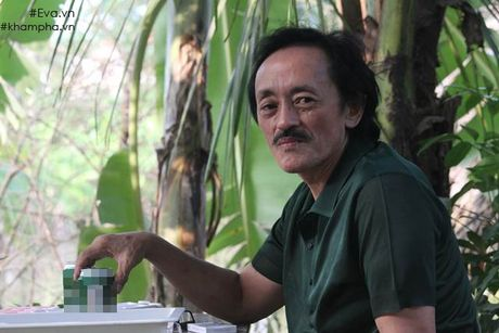 "Bo don than Giang ""coi"" trai long ve nhung phut nong gian danh con roi rung rung khoc - Anh 1"