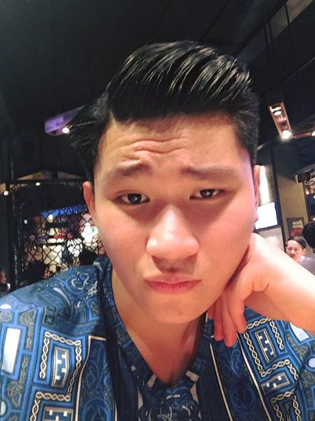 """Thieu gia"" 19 tuoi len tieng benh vuc Huyen My, mang ban gai ""thien can"" - Anh 4"