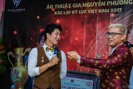 """Top 4 Vietnam's Got Talent roi nuoc mat vi ao thuat bi """"ghe lanh"""" so voi ca nhac, hai kich - Anh 6"""