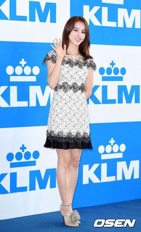 """Fan boi roi truoc ve dep khong tuoi cua my nhan """"Truyen thuyet Ju Mong"""" Han Hye Jin - Anh 5"""