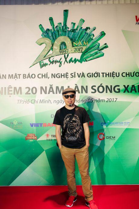 Chuoi su kien Lan Song Xanh 20 nam – hanh trinh am nhac Viet Nam - Anh 2