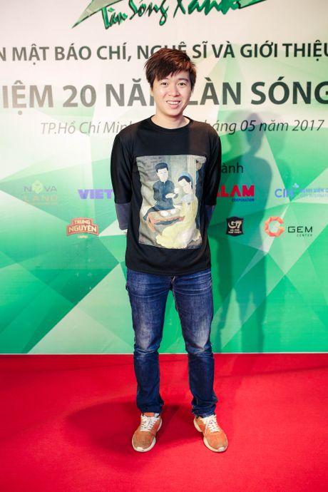 Chuoi su kien Lan Song Xanh 20 nam – hanh trinh am nhac Viet Nam - Anh 4