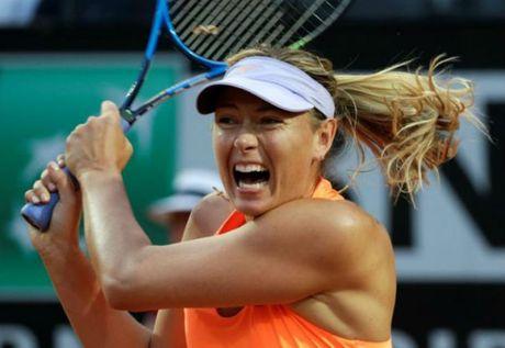 Sharapova - Baroni: Kich ban khong the ngo (V2 Rome Masters) - Anh 1
