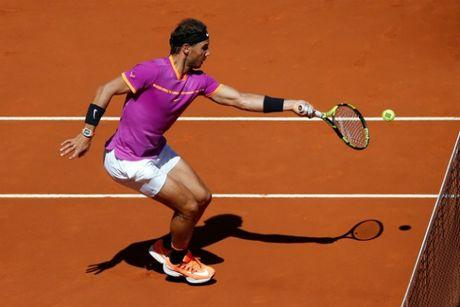 """Nadal - Almagro: Da hay con duoc """"troi"""" giup (V2 Rome Masters) - Anh 1"""