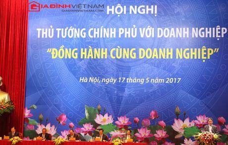 Thu tuong Nguyen Xuan Phuc doi thoai voi 2000 doanh nghiep - Anh 1