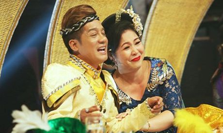 Minh Nhi: Co nguoi chi gioi mot linh vuc ma gameshow nao cung lam giam khao - Anh 1
