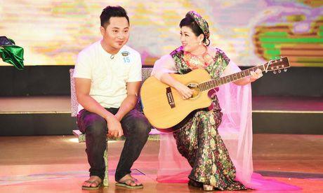 Minh Nhi: Co nguoi chi gioi mot linh vuc ma gameshow nao cung lam giam khao - Anh 3