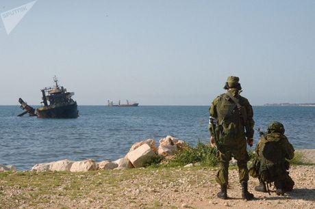 Nga - Syria tap tran ban dan that tai Tartus - Anh 1