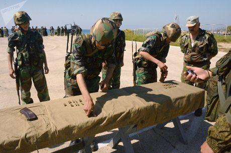 Nga - Syria tap tran ban dan that tai Tartus - Anh 2