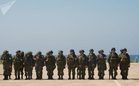 Nga - Syria tap tran ban dan that tai Tartus - Anh 3
