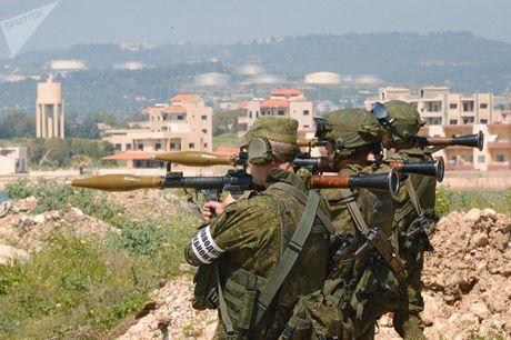 Nga - Syria tap tran ban dan that tai Tartus - Anh 4