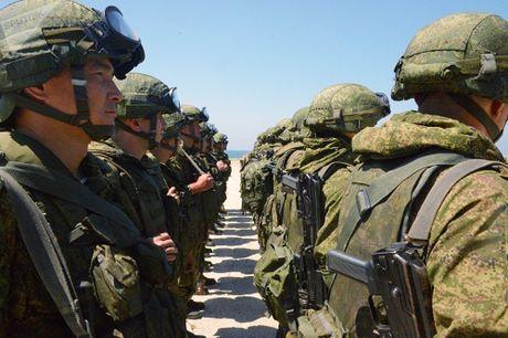 Nga - Syria tap tran ban dan that tai Tartus - Anh 5
