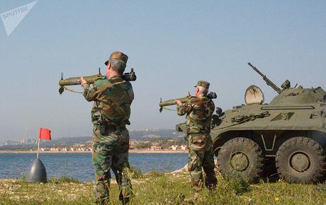 Nga - Syria tap tran ban dan that tai Tartus - Anh 8