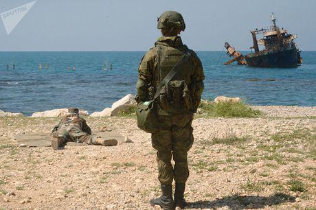 Nga - Syria tap tran ban dan that tai Tartus - Anh 9