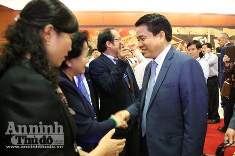 Hinh anh an tuong tai 'Hoi nghi Dien Hong' giua Thu tuong voi cac doanh nghiep - Anh 6