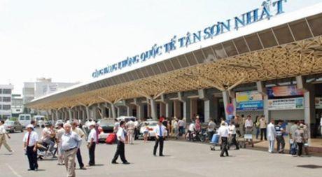 Nang cong suat san bay Tan Son Nhat len 43-45 trieu khach/nam - Anh 1
