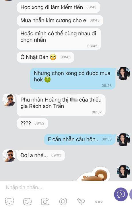 Thieu gia Jackson Tran cau hon chu tham my vien to A hau Huyen My tha thinh - Anh 5