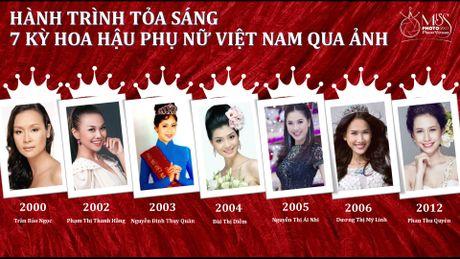 Sieu mau Ha Anh Binh Minh lam giao khao cuoc thi Miss Photo 2017 - Anh 3
