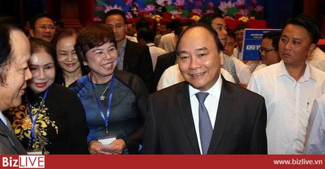 Thu tuong: 'Nam nay la nam giam phi cho doanh nghiep' - Anh 1