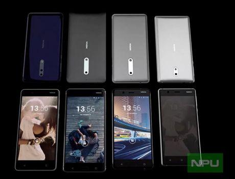 Ro ri Nokia 8 va smartphone tam trung sap ra mat - Anh 2